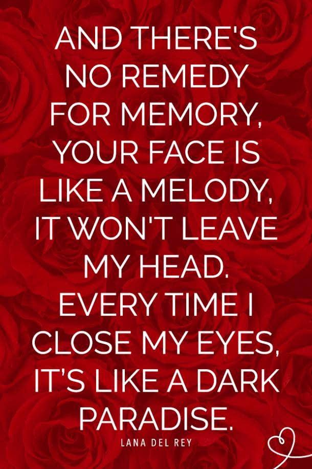 Lana Del Rey song lyrics about boys