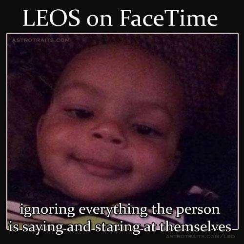 Leo memes