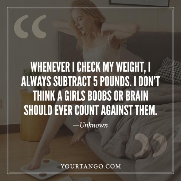 25 Funny Weight Loss Quotes That Perfectly Describe The ...