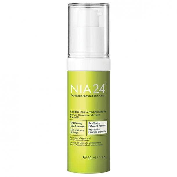 Nia 24 Rapid D Tone Correcting Serum