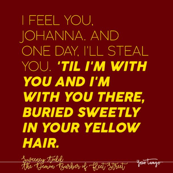 28 Best Love Quotes And Love Songs From Broadway Musicals ...