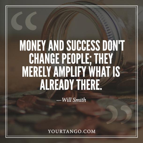 money cant buy happiness quotes about money