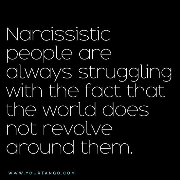 narcissist quotes narcissistic personality disorder