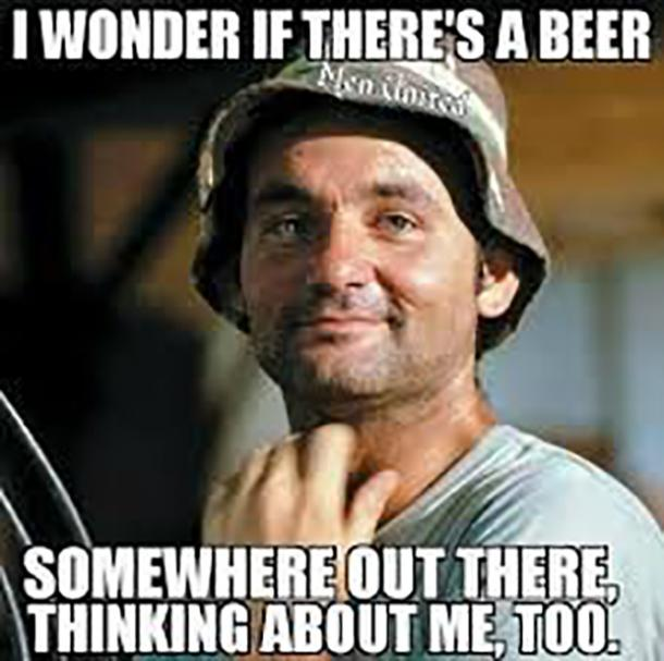 beer memes wonder if there's a beer somewhere
