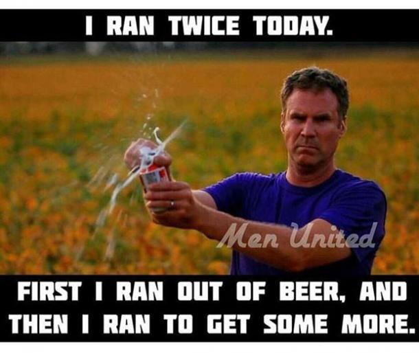 beer memes i ran twice today