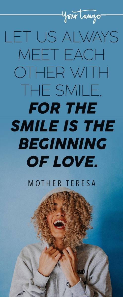 World smile day quotes about smiling