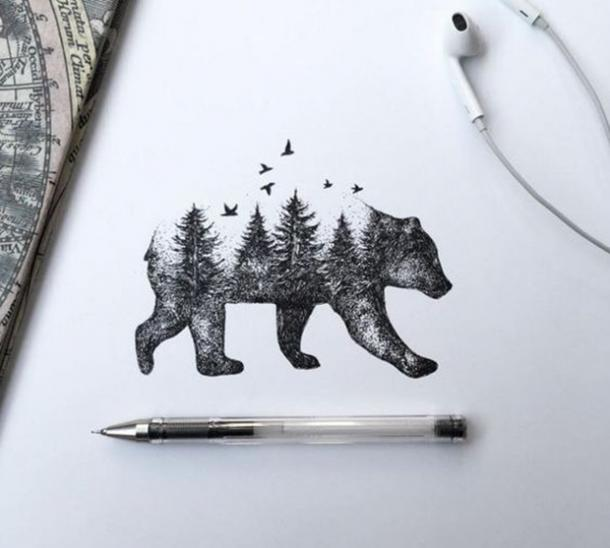 1cb3f3fee What Are Nature-Inspired Tattoos? 40 Best Nature Tattoo Ideas ...