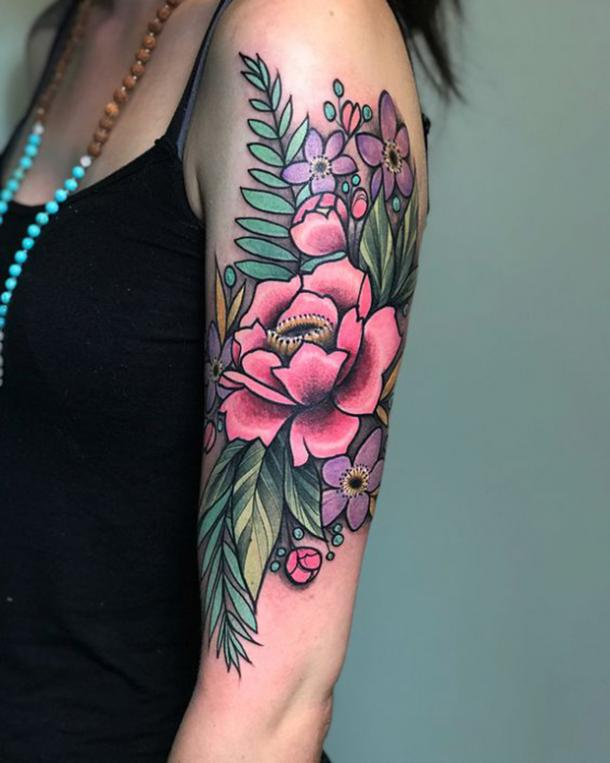 What Are Neo Traditional Tattoos 45 Best Neo Traditional Tattoo