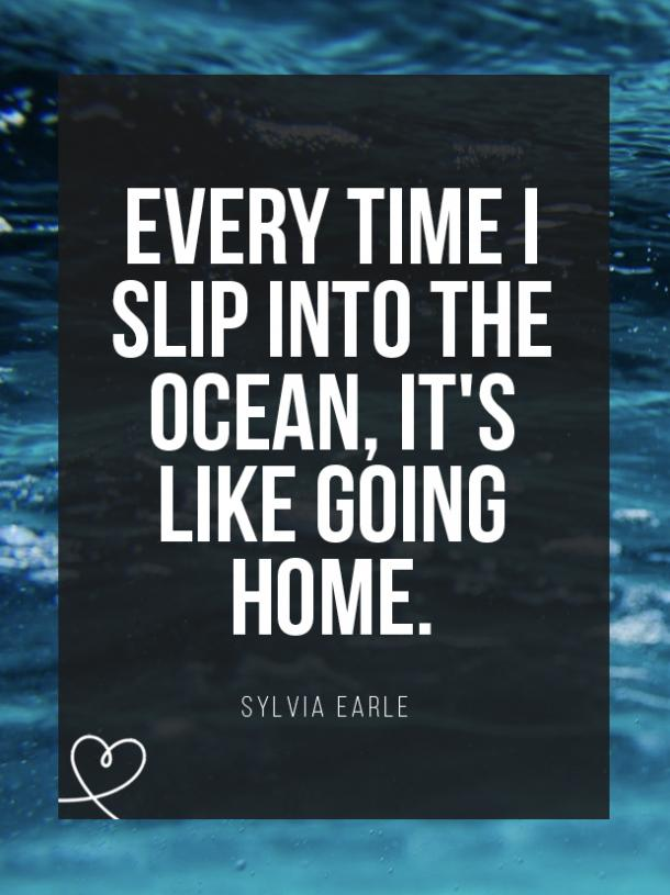 20 Ocean Quotes For Everyone Who Loves The Beach | YourTango