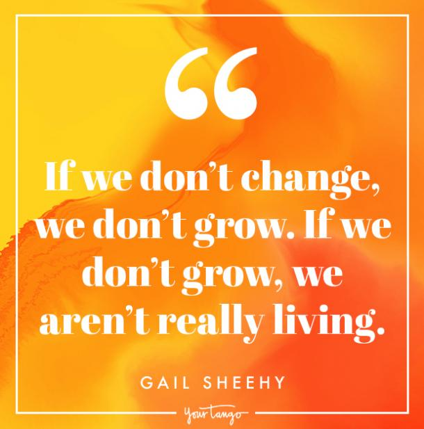 Best Life Quotes About Change And Growth