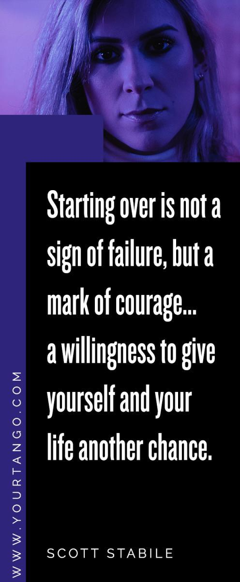 quotes about starting over