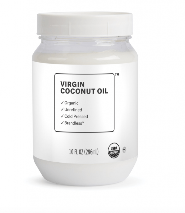 best coconut oil for skin face body hair brandless virgin coconut oil
