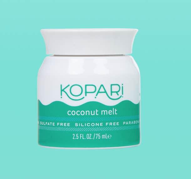 best coconut oil for skin face body hair kopari coconut melt