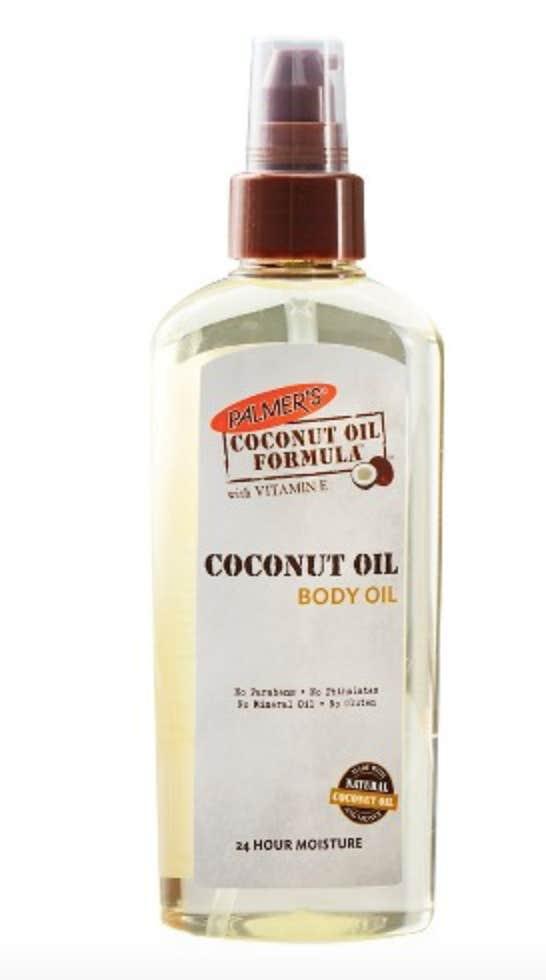 best coconut oil for skin face body hair palmers coconut body oil