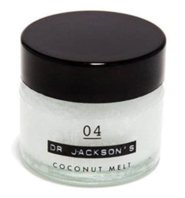 best coconut oil for skin face body hair dr jacksons coconut melt