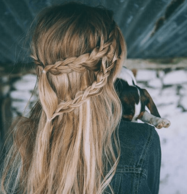 35 Best Half-Up Bun Hairstyles That Don't Look Messy | YourTango