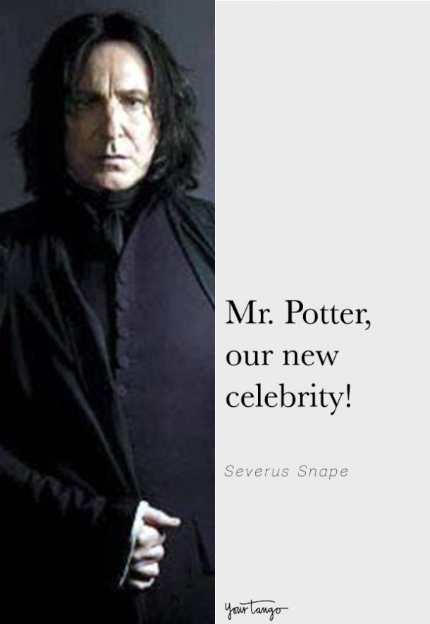 Snape Quotes | 15 Of The Best Snape Quotes From Harry Potter Yourtango