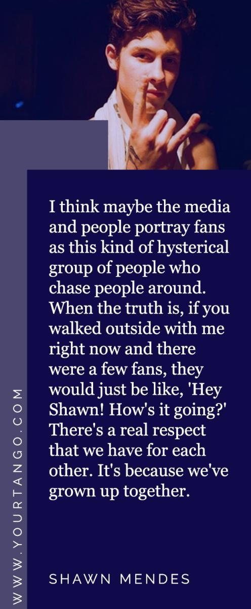 Song Lyrics, Instagram Posts & Shawn Mendes Quotes