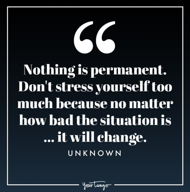 dealing with stress quotes about anxiety