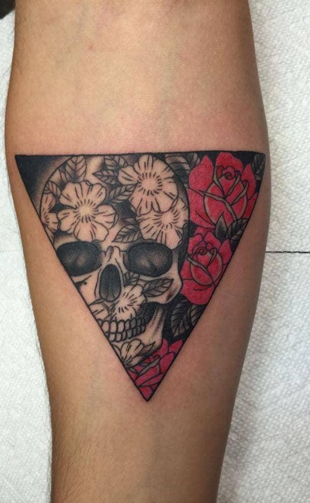 50 Best Sugar Skull Tattoo Designs What The Tattoos Mean Yourtango