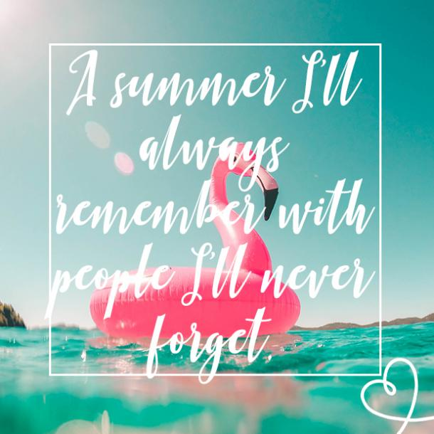 30 Cute Summer Instagram Captions For When You Post Pictures ...