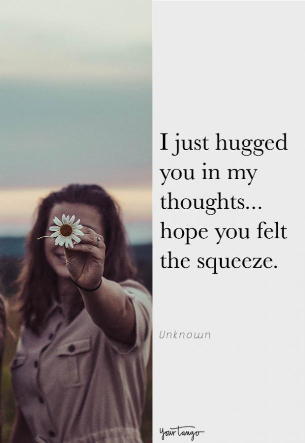 25 \'Thinking Of You\' Quotes To Send To Someone Who Needs A ...
