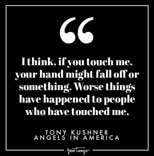 Tony Kushner Quotes