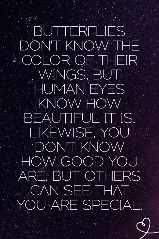25 \'You Are Beautiful\' Quotes To Tell Someone How Special ...