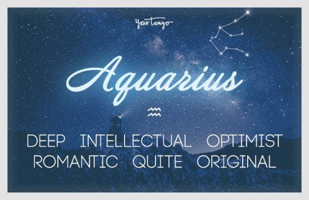 deep, intellectual, optimist, romantic, quiet, original