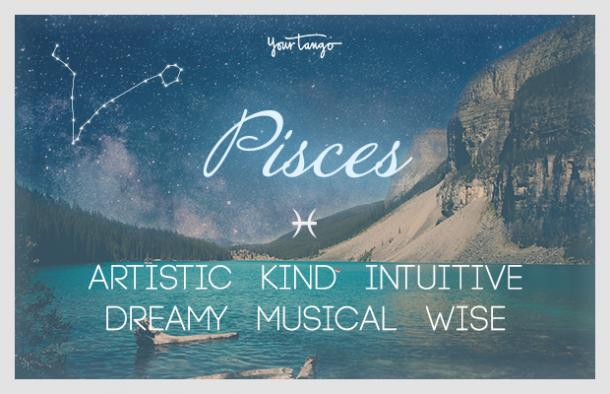 artistic, kind, intuitive, dreamy, musical, wise