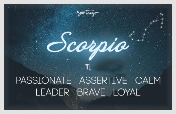 passionate, assertive, calm, leader, brave, loyal