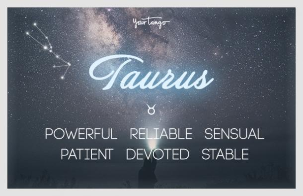 powerful, reliable, sensual, patient, devoted, stable