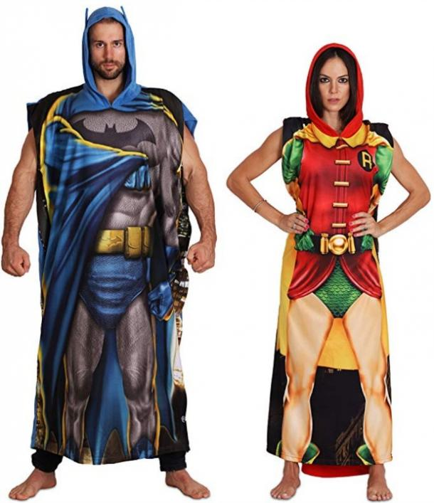 Batman and Robin couples costume