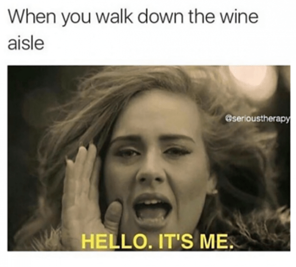 Funny Wine Memes National Wine And Cheese Day