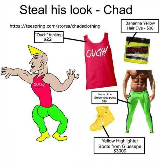 chad meme