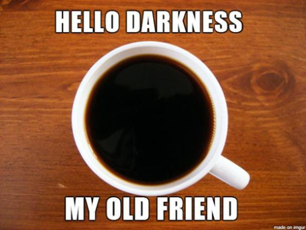 40 Funny Coffee Memes & Quotes For March — Caffeine Awareness ... #coffeeAddict