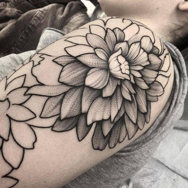 17. A never-ending flower