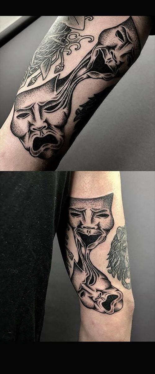 43. Masks of emotion