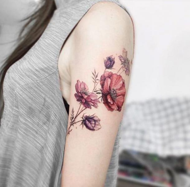 50 Simple Tattoo Ideas Designs For Women Yourtango