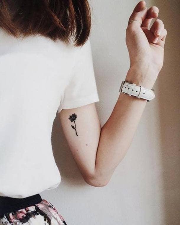 50 Simple Tattoo Ideas Designs For Women Yourtango