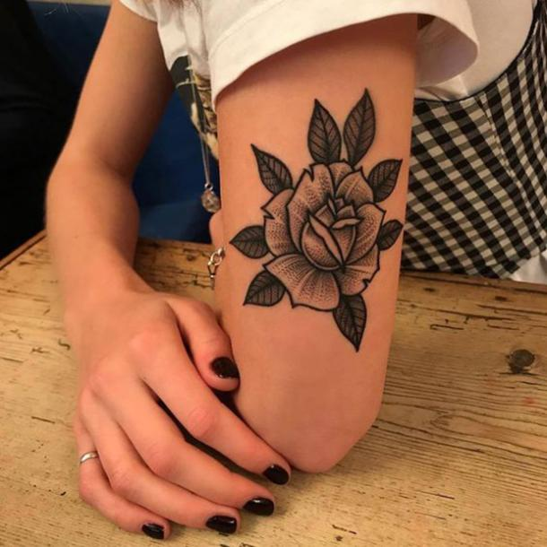 fbf21898f 50 Simple Tattoo Ideas & Designs For Women   YourTango