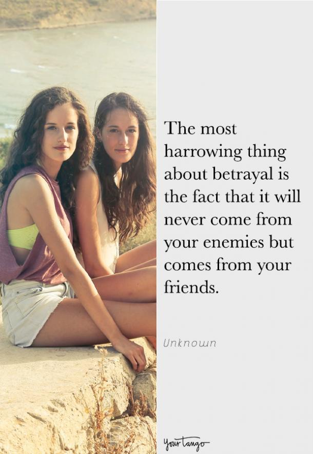 25 Quotes About Broken Friendships, Ex-Best Friends And