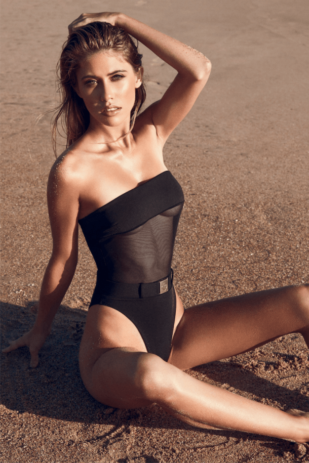 130cd87518 13 Best Slimming Swimsuits To Hide Tummy Bulge   YourTango