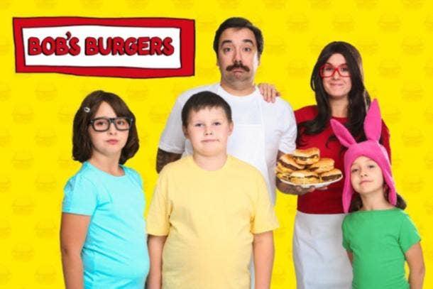 Bob's burgers costume