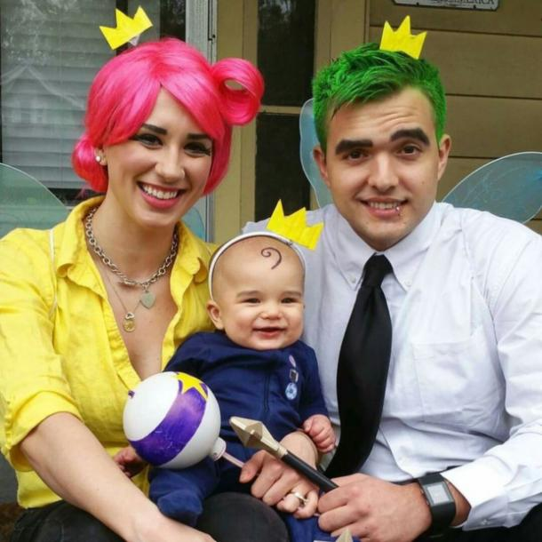The Fairly OddParents halloween costumes