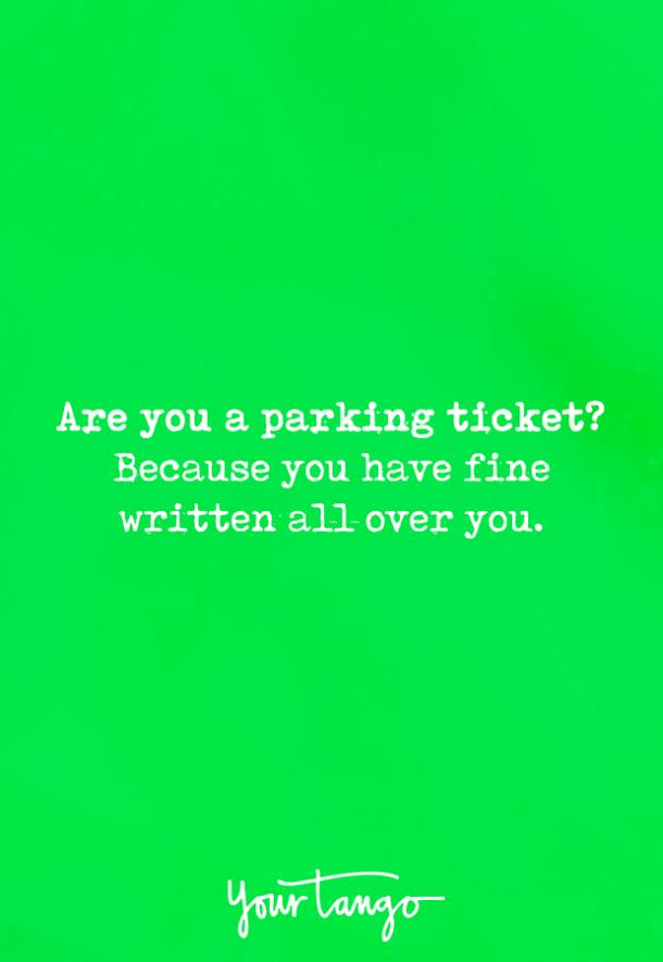 funny pick up lines