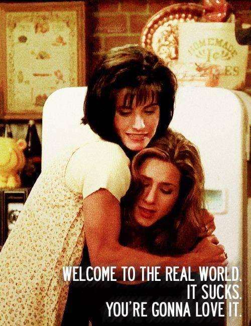 Monica Geller Friends TV show quotes
