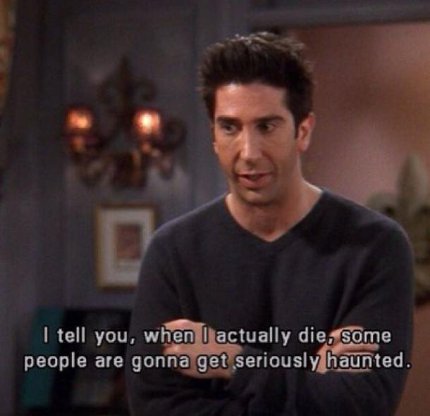 best quotes relatable memes from the tv show friends