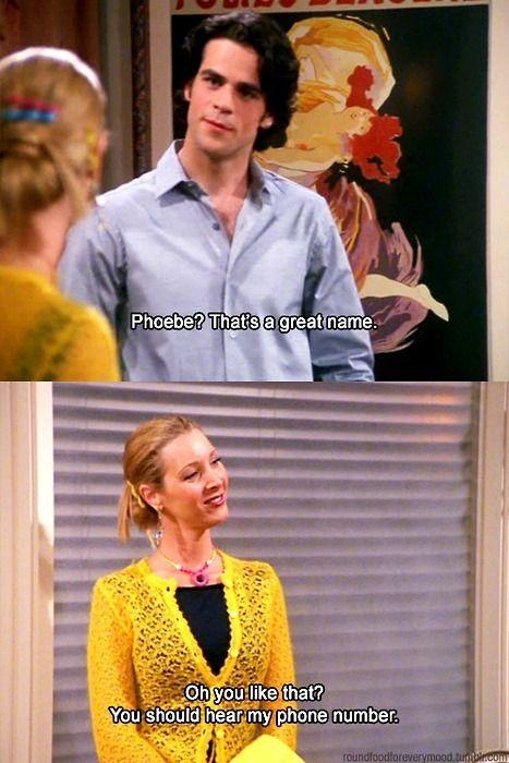 phoebe buffay Friends TV show quotes