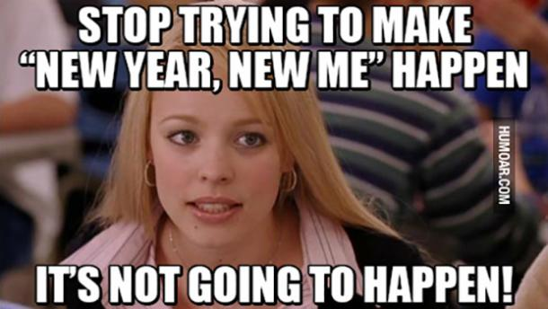 mean girls funny new year meme